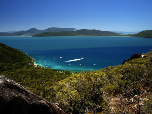 Aboriginal stories say Fitzroy Island on the Great Barrier Reef was connected to the mainland. It was, at least 10,000 years ago. Photo by Felix Dziekan